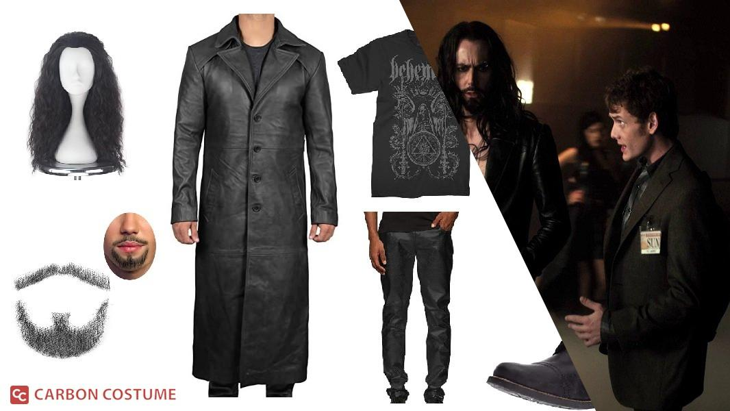 Peter Vincent from Fright Night (2011) Cosplay Tutorial