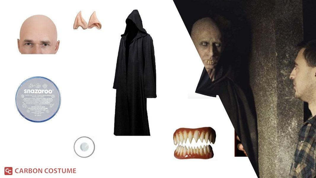 Petyr from What We Do in the Shadows Cosplay Tutorial