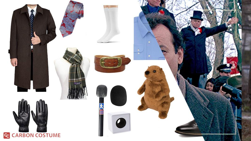 Phil Connors from Groundhog Day Cosplay Tutorial