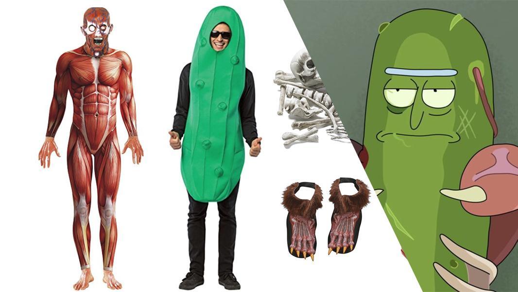 Pickle Rick Cosplay Tutorial