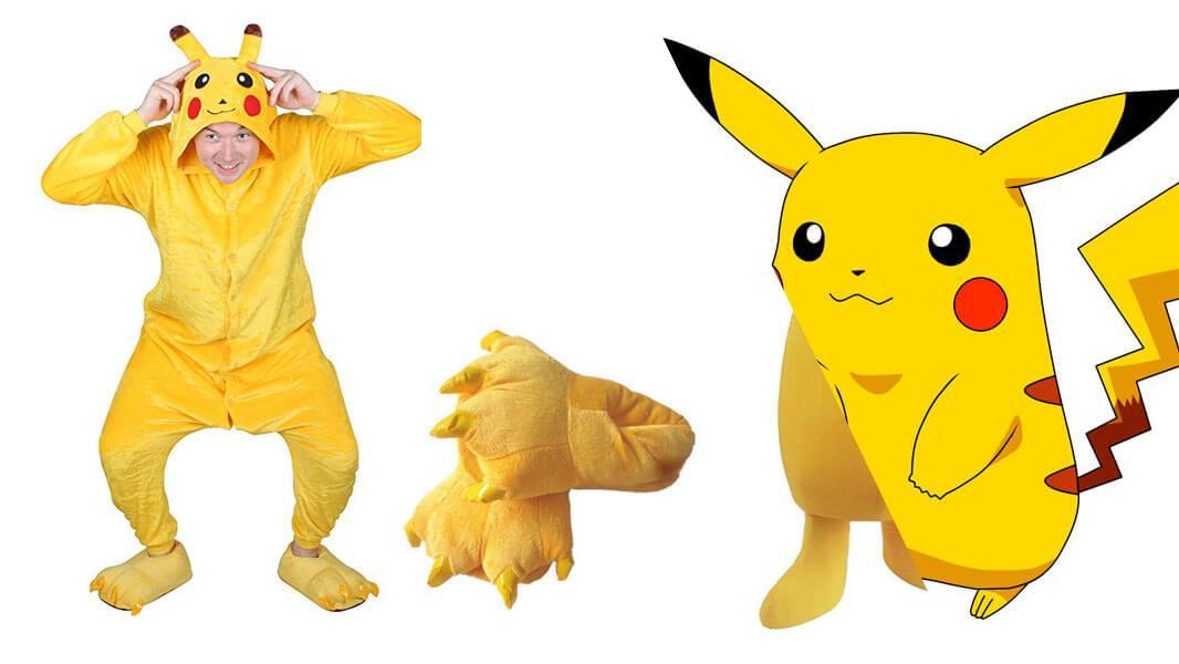 Pikachu Cosplay Tutorial