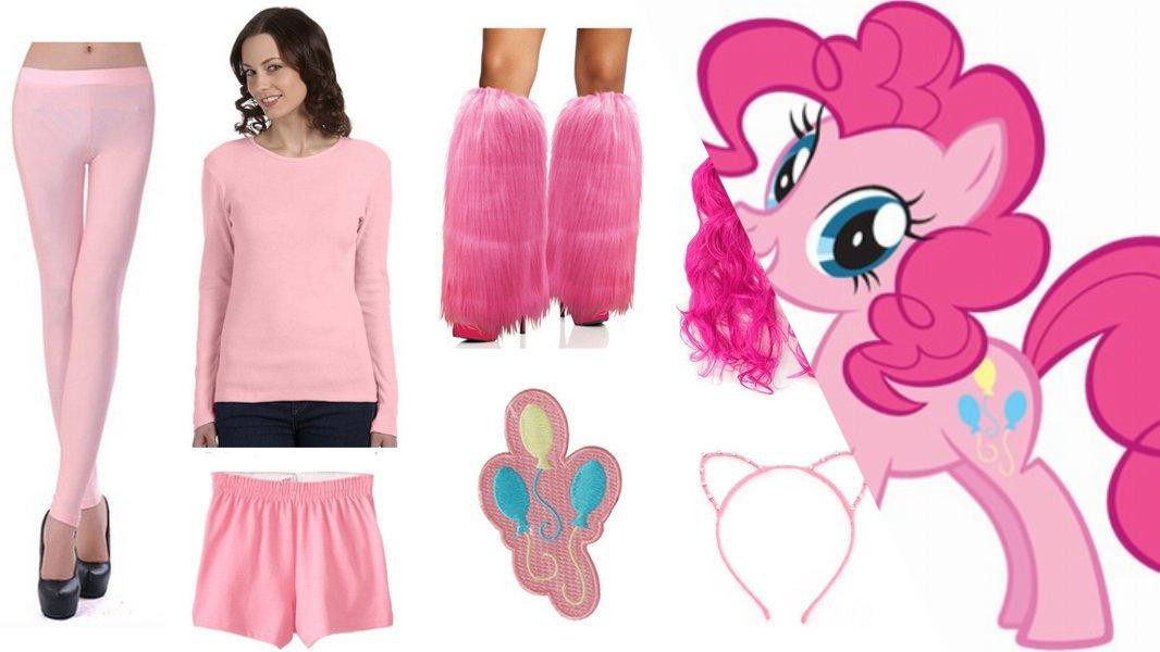 Pinkie Pie Cosplay Tutorial