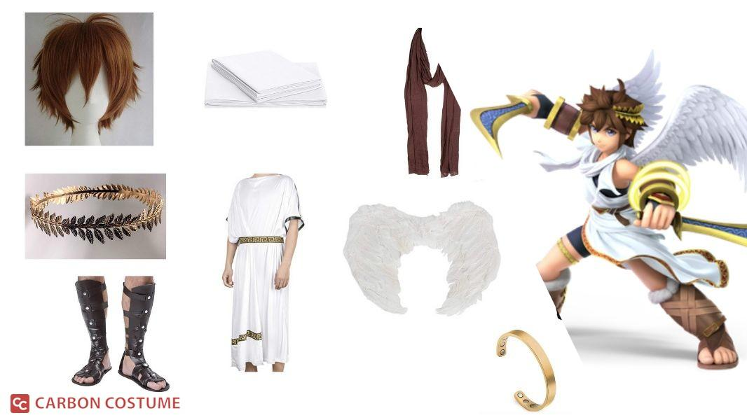 Pit from Kid Icarus Cosplay Tutorial