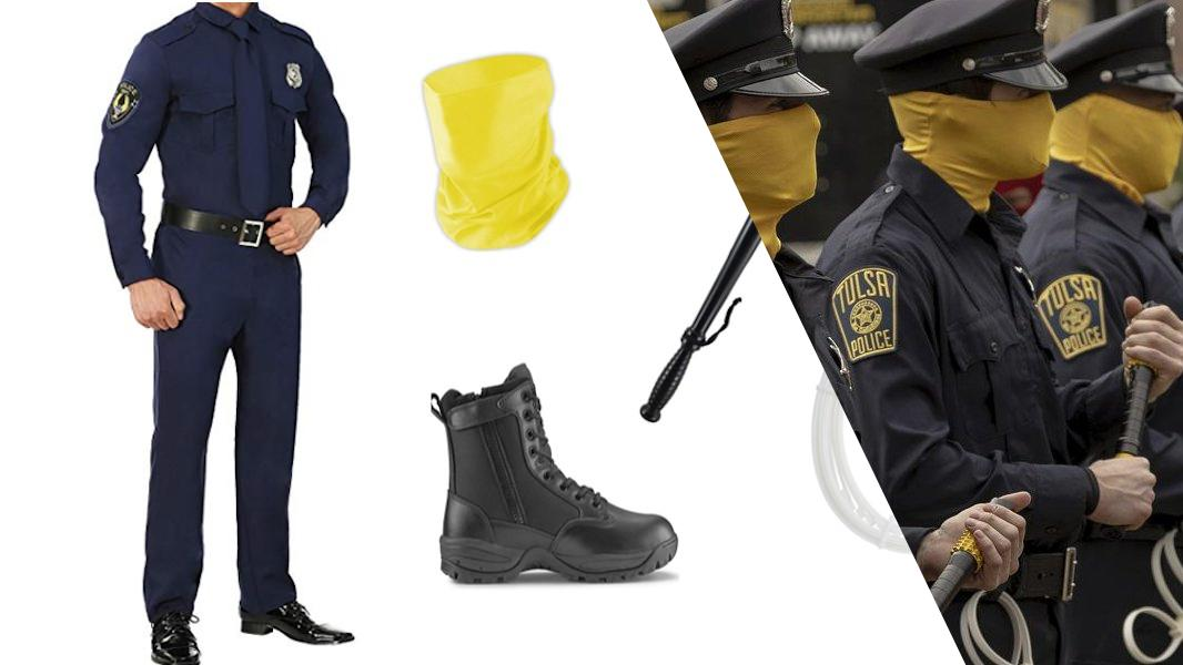 Police Officer from HBO's Watchmen Cosplay Tutorial