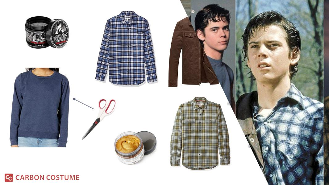 Ponyboy Curtis from The Outsiders Cosplay Tutorial