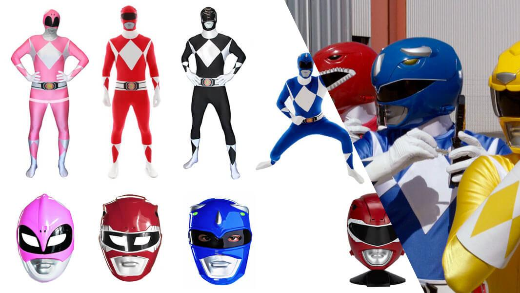 Power Rangers Cosplay Tutorial