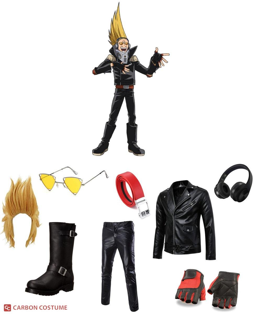 Present Mic from My Hero Academia Cosplay Guide