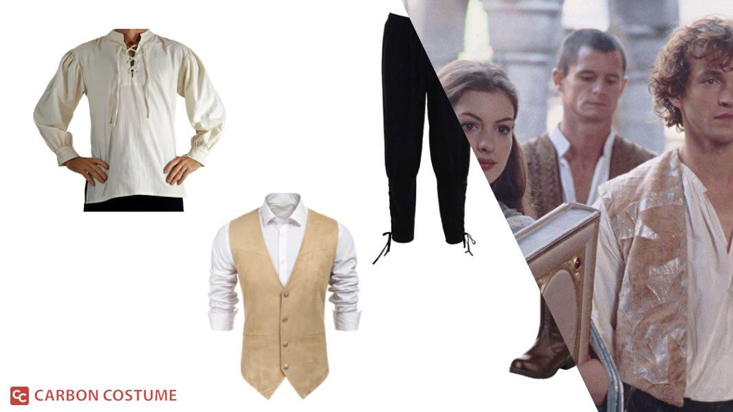 Prince Charmont from Ella Enchanted Cosplay Tutorial