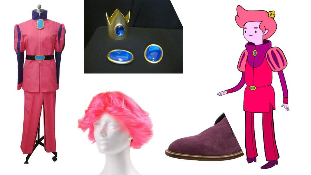 Prince Gumball Cosplay Tutorial