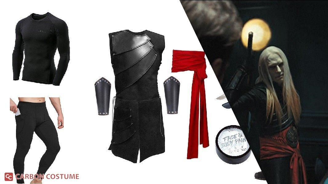 Prince Nuada Silverlance from Hellboy II: The Golden Army Cosplay Tutorial