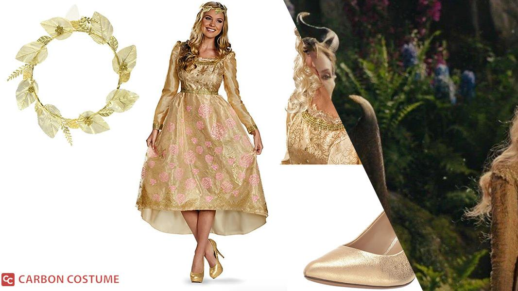 Princess Aurora from Maleficent: Mistress of Evil Cosplay Tutorial