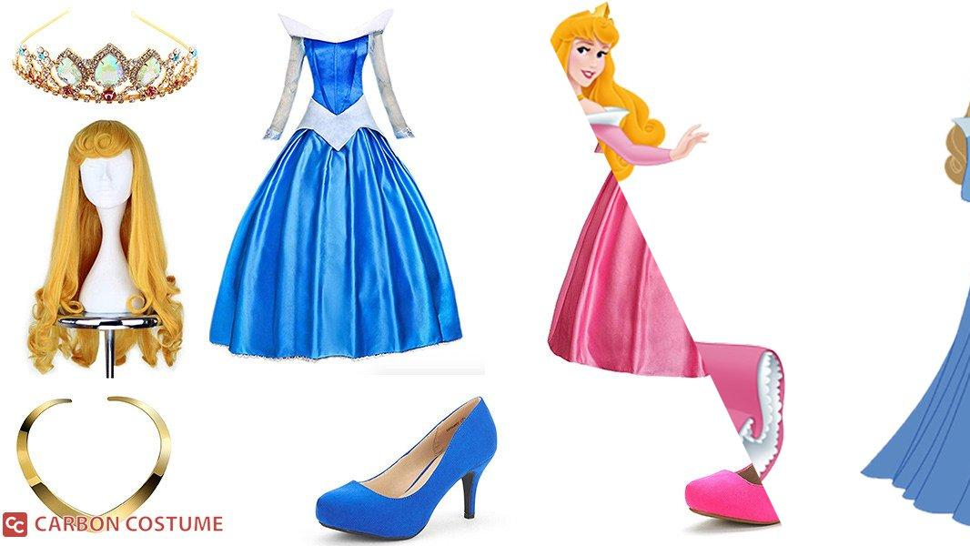 Princess Aurora from Sleeping Beauty Cosplay Tutorial
