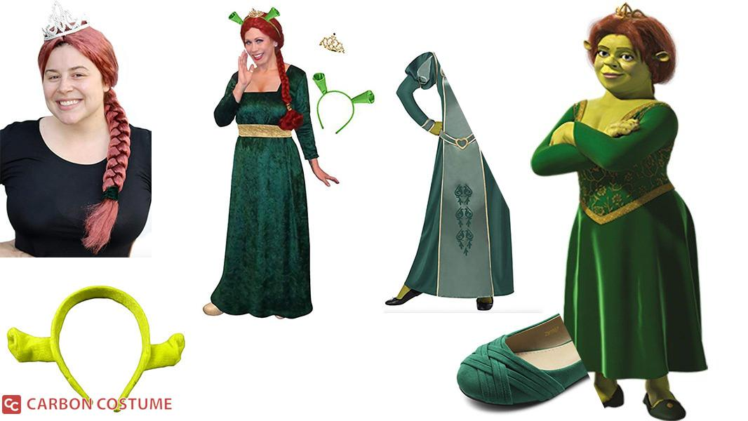 Princess Fiona Cosplay Tutorial