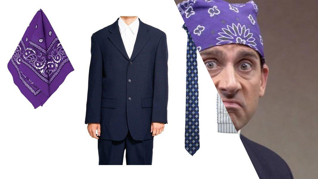 Prison Mike Cosplay Tutorial