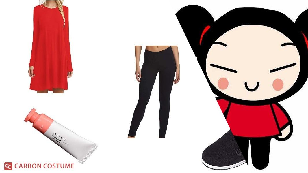Pucca Cosplay Tutorial