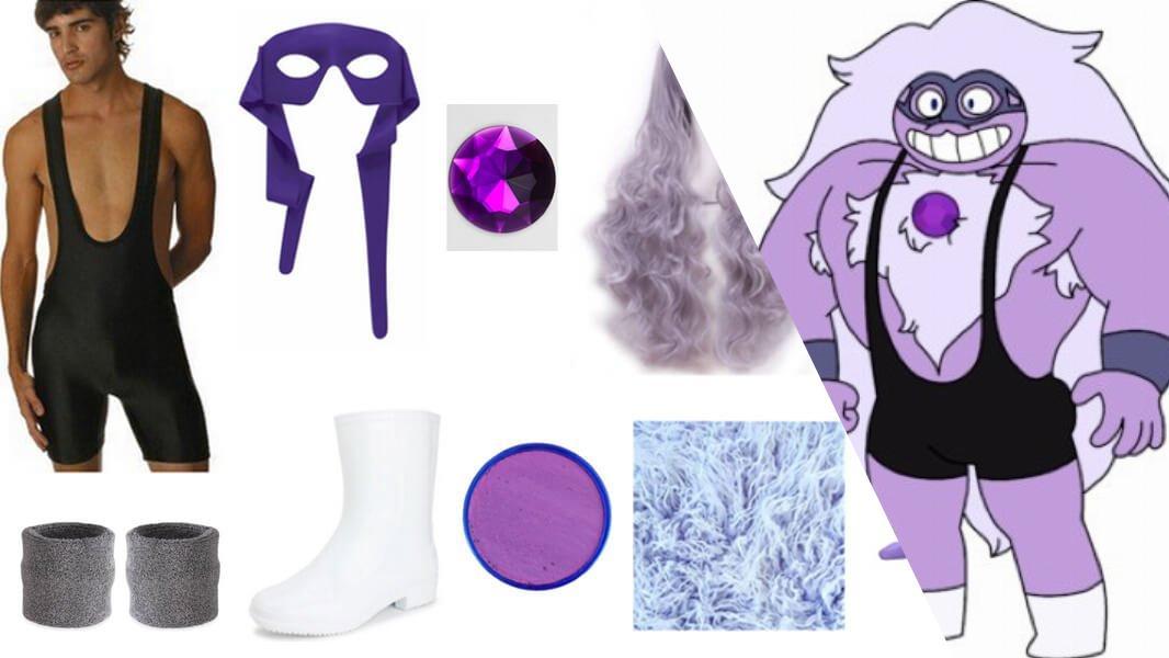 Purple Puma Cosplay Tutorial