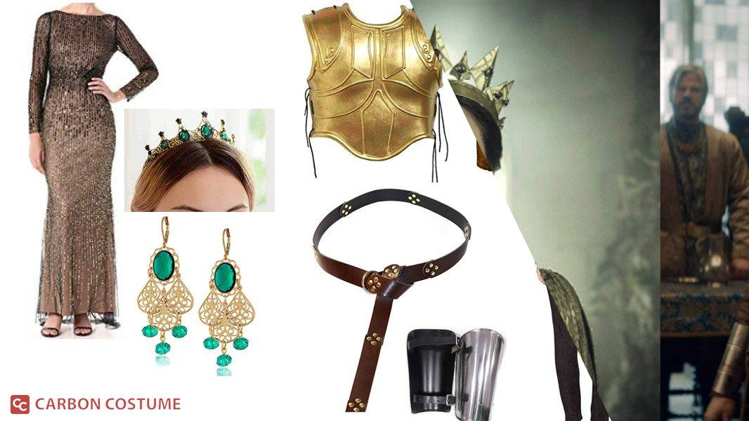 Queen Calanthe from Netflix's The Witcher Cosplay Tutorial
