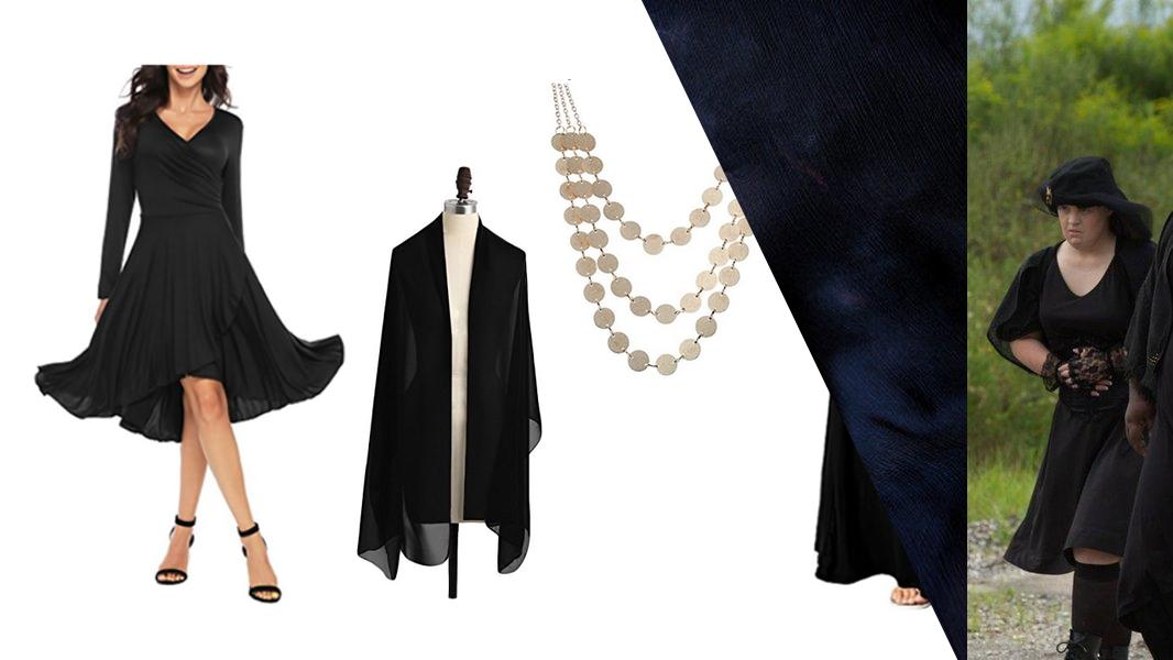 Queenie from AHS: Coven Cosplay Tutorial