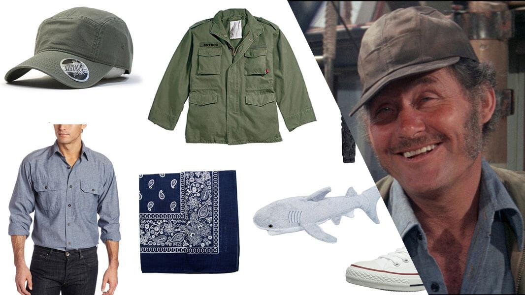 Quint from Jaws Cosplay Tutorial