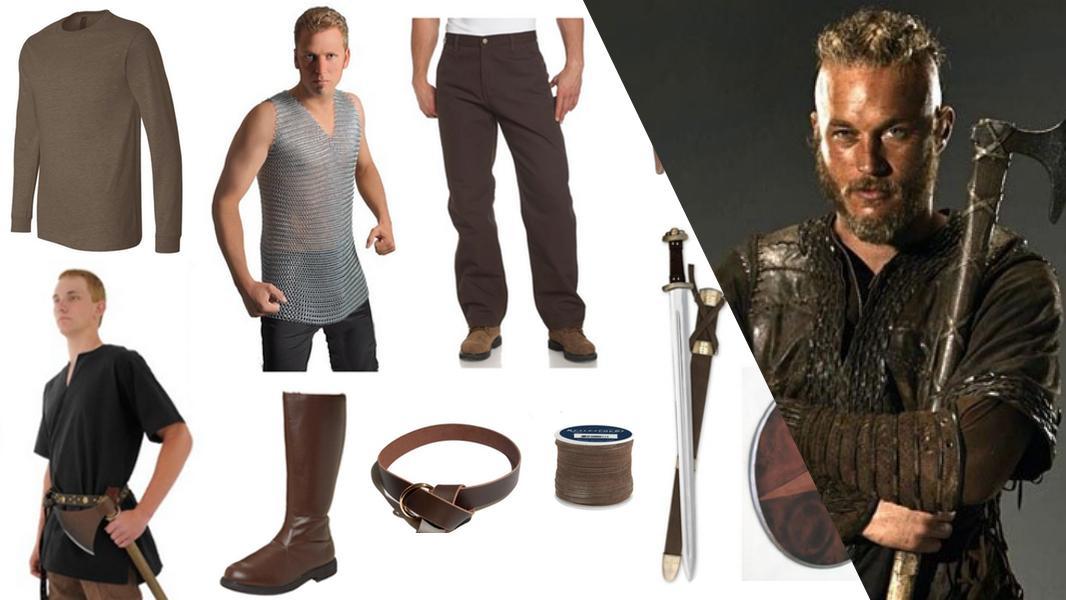 Ragnar Lothbrok Cosplay Tutorial