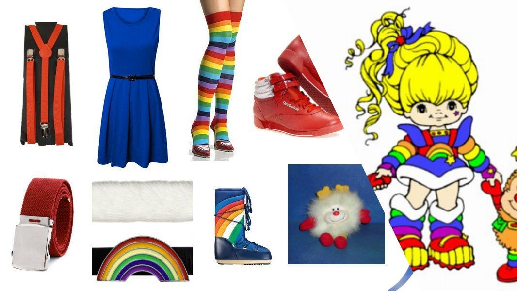 Rainbow Brite Cosplay Tutorial