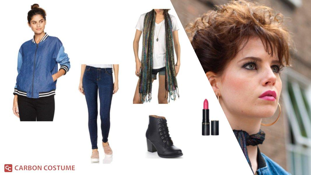 Raphina from Sing Street Cosplay Tutorial