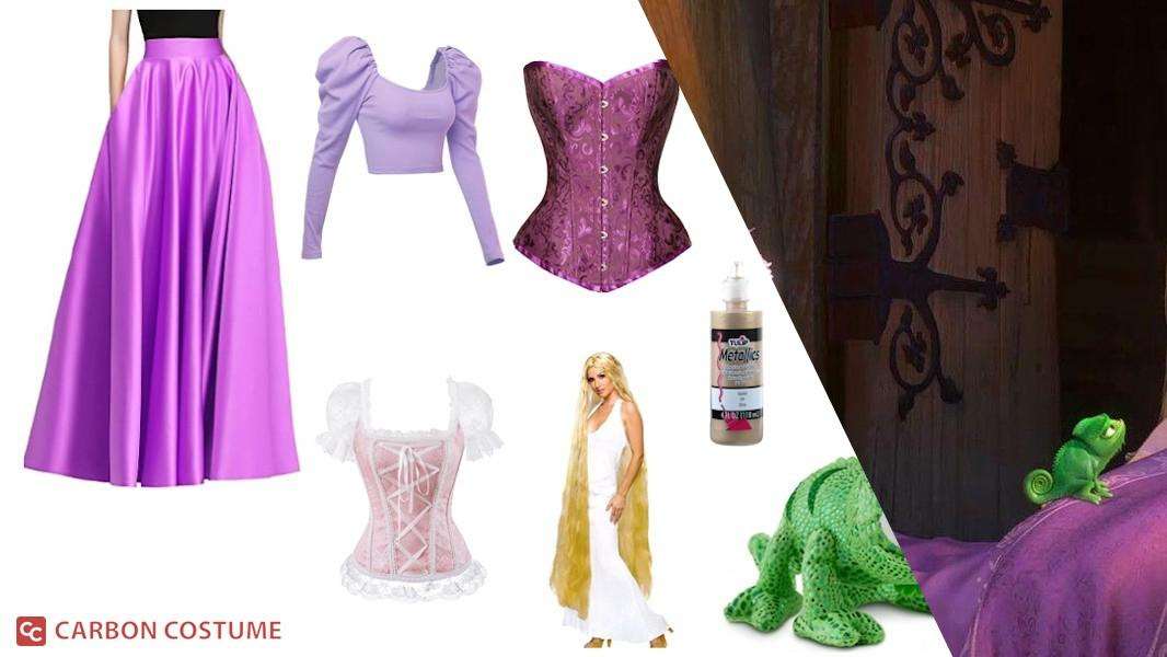 Rapunzel from Tangled Cosplay Tutorial