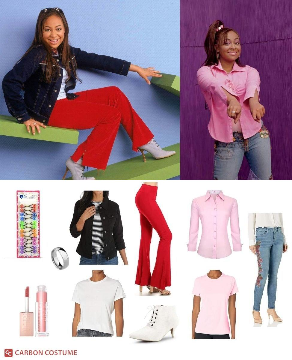 Raven Baxter from That's So Raven Cosplay Guide