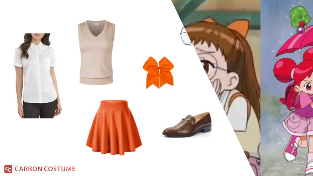 Reanne from Magical DoReMi Cosplay Tutorial