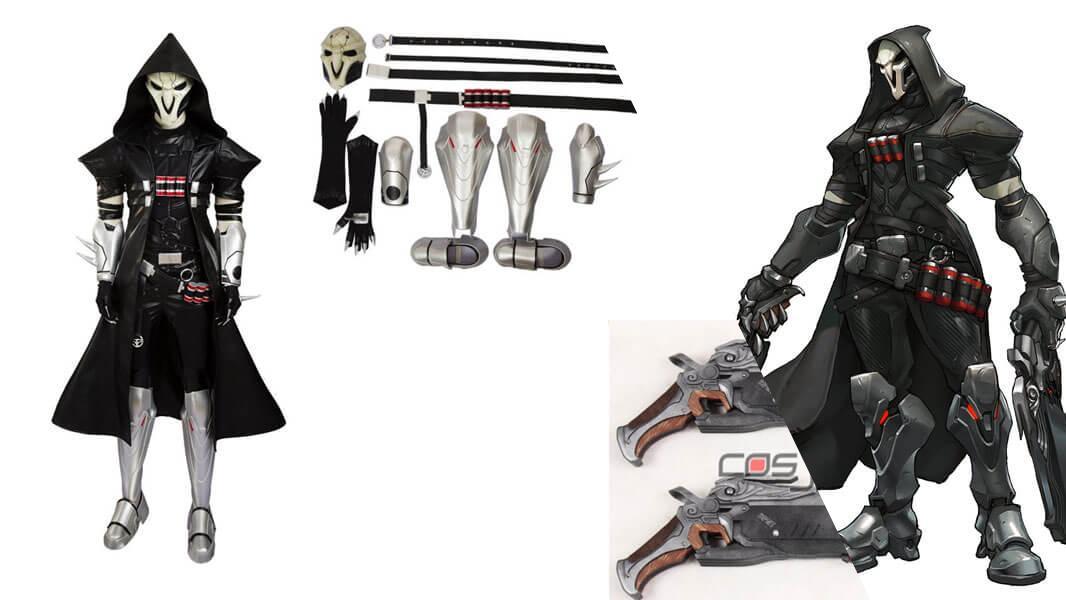 Reaper Cosplay Tutorial