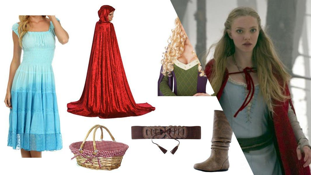 Red Riding Hood Cosplay Tutorial