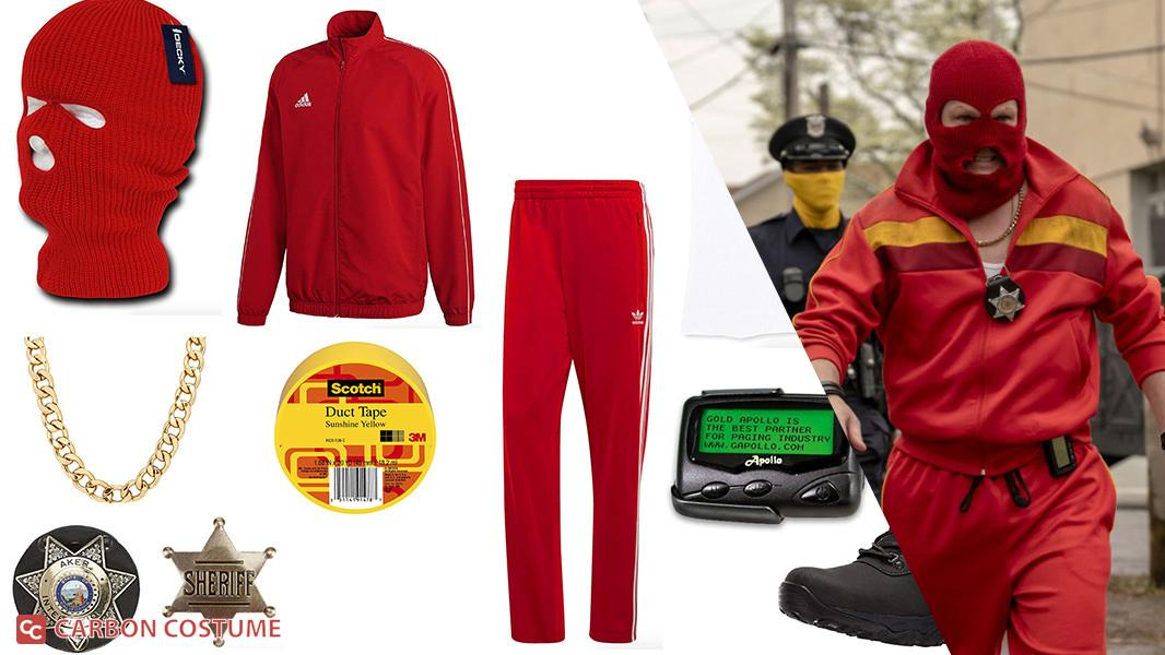 Red Scare from Watchmen Cosplay Tutorial