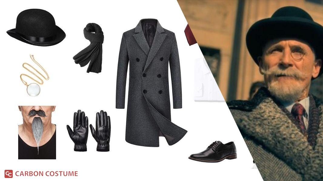 Reginald Hargreeves from The Umbrella Academy Cosplay Tutorial