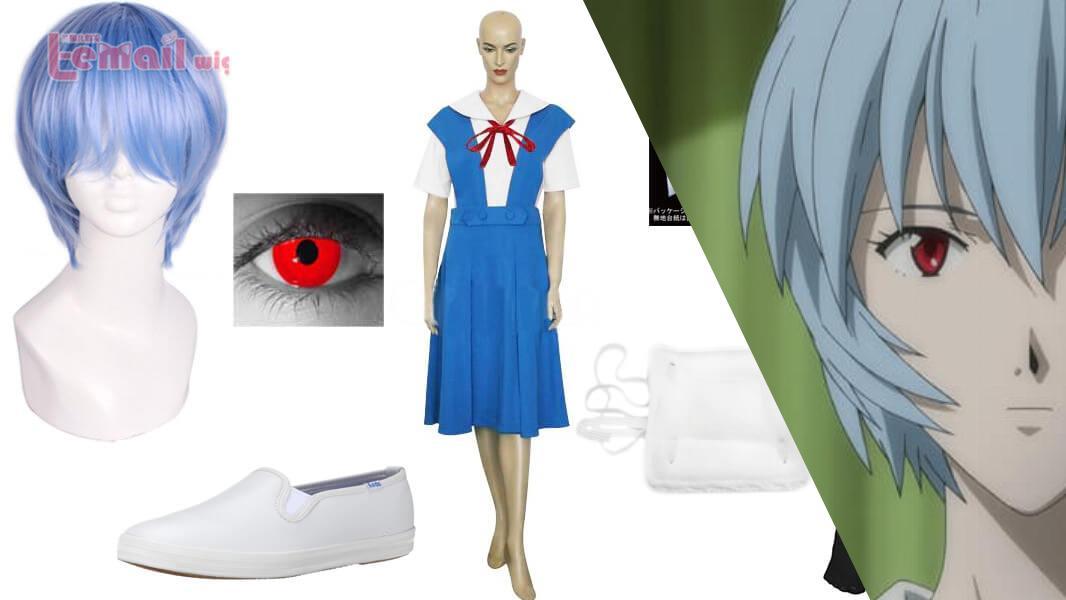 Rei Ayanami Cosplay Tutorial