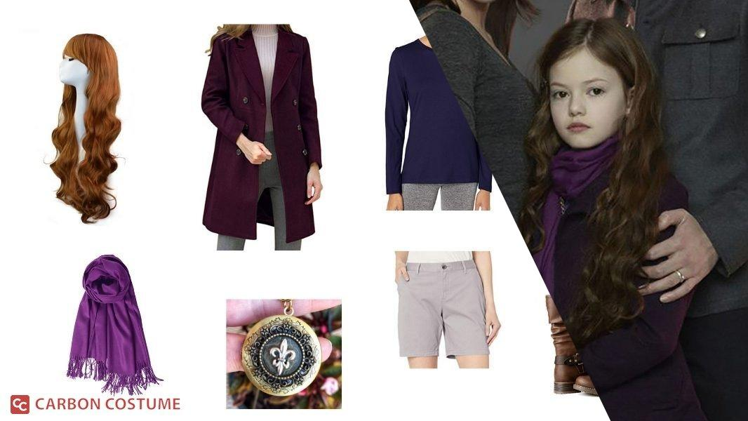 Renesmee Cullen from Twilight Cosplay Tutorial