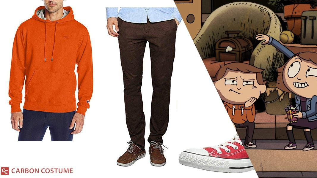 Reynold from Costume Quest Cosplay Tutorial