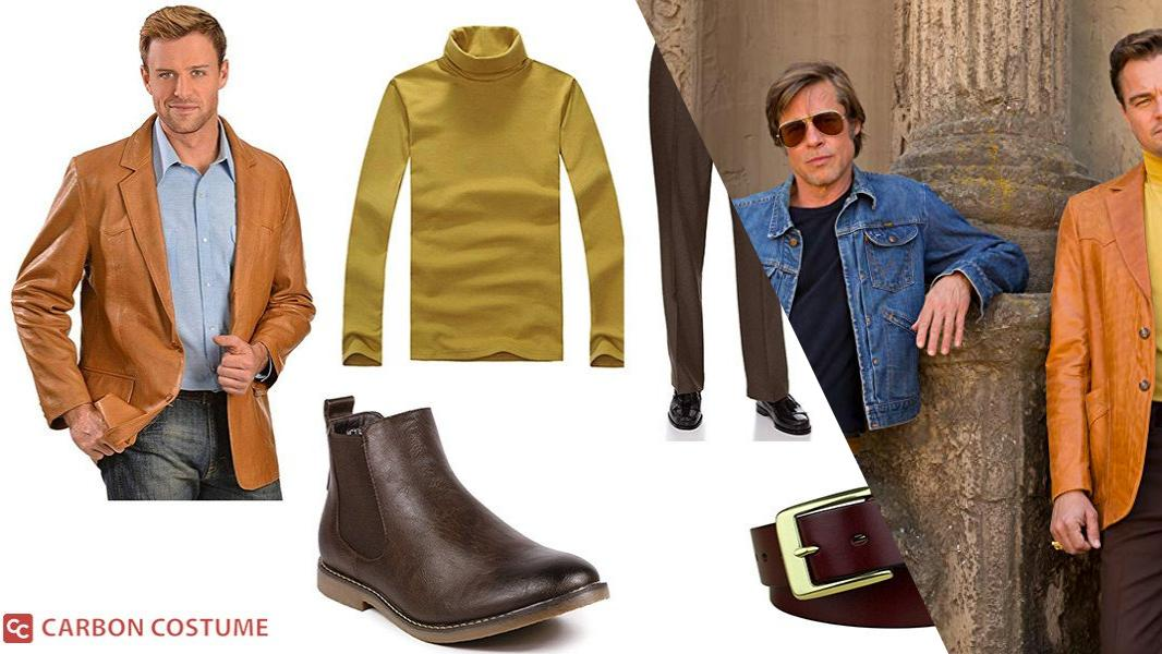 Rick Dalton from Once Upon a Time in Hollywood Cosplay Tutorial