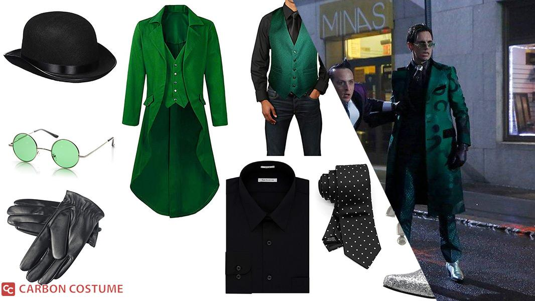 Riddler from Gotham Cosplay Tutorial