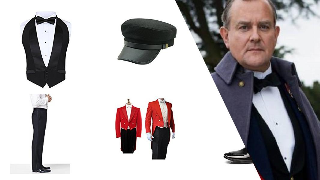 Robert Crawley Cosplay Tutorial