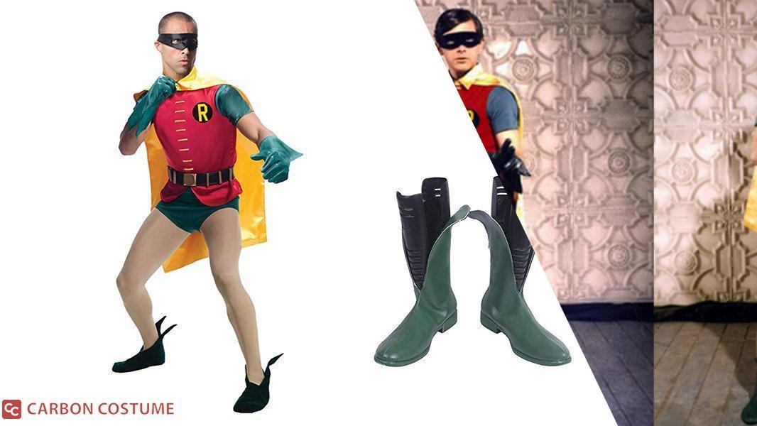 Robin (Burt Ward) Cosplay Tutorial