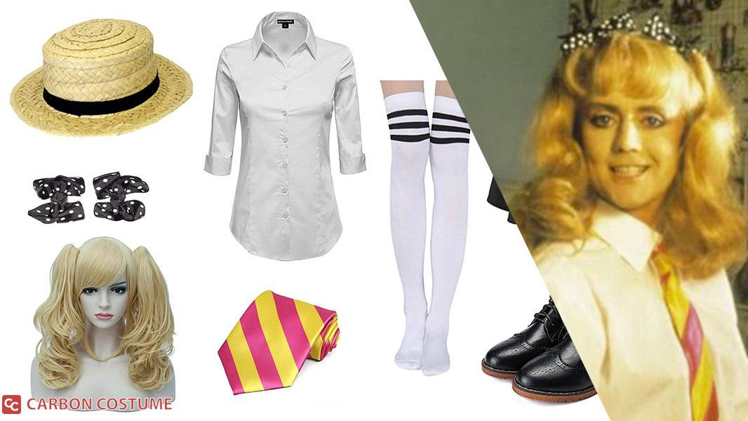"""Roger Taylor as Suzie Birchwell from """"I Want To Break Free"""" Cosplay Tutorial"""