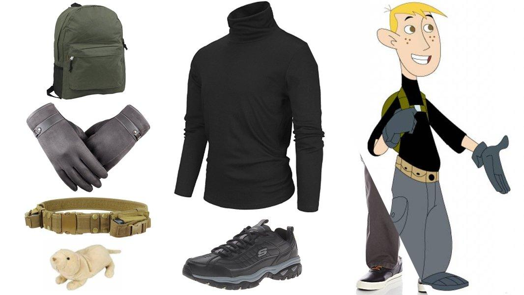 Ron Stoppable Cosplay Tutorial