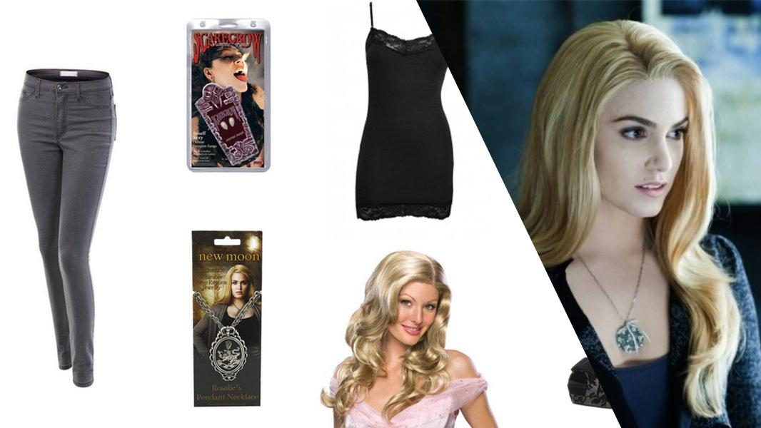 Rosalie Hale Cosplay Tutorial