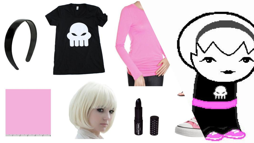 Rose Lalonde Cosplay Tutorial