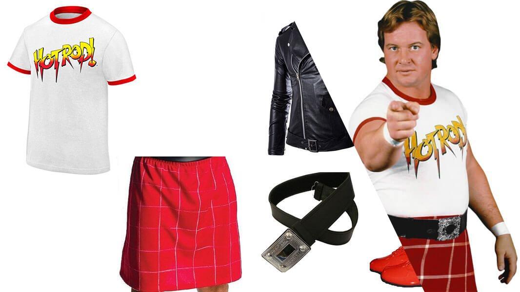 Rowdy Roddy Piper Cosplay Tutorial
