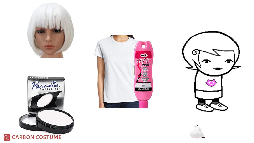 Roxy Lalonde from Homestuck Cosplay Tutorial
