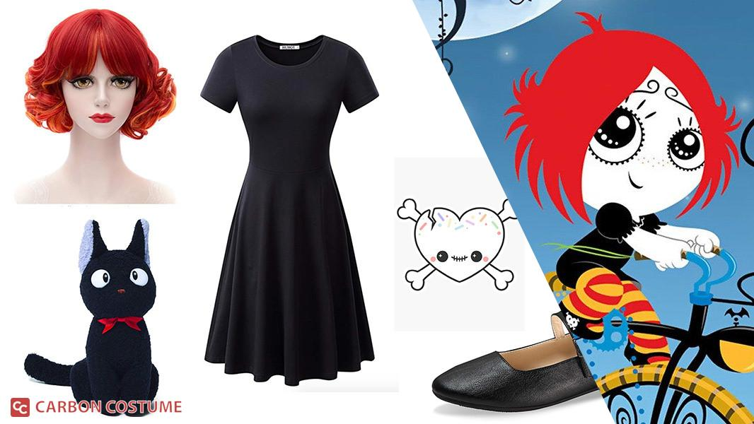 Ruby Gloom Cosplay Tutorial