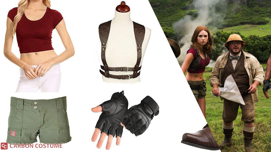 Ruby Roundhouse Cosplay Tutorial