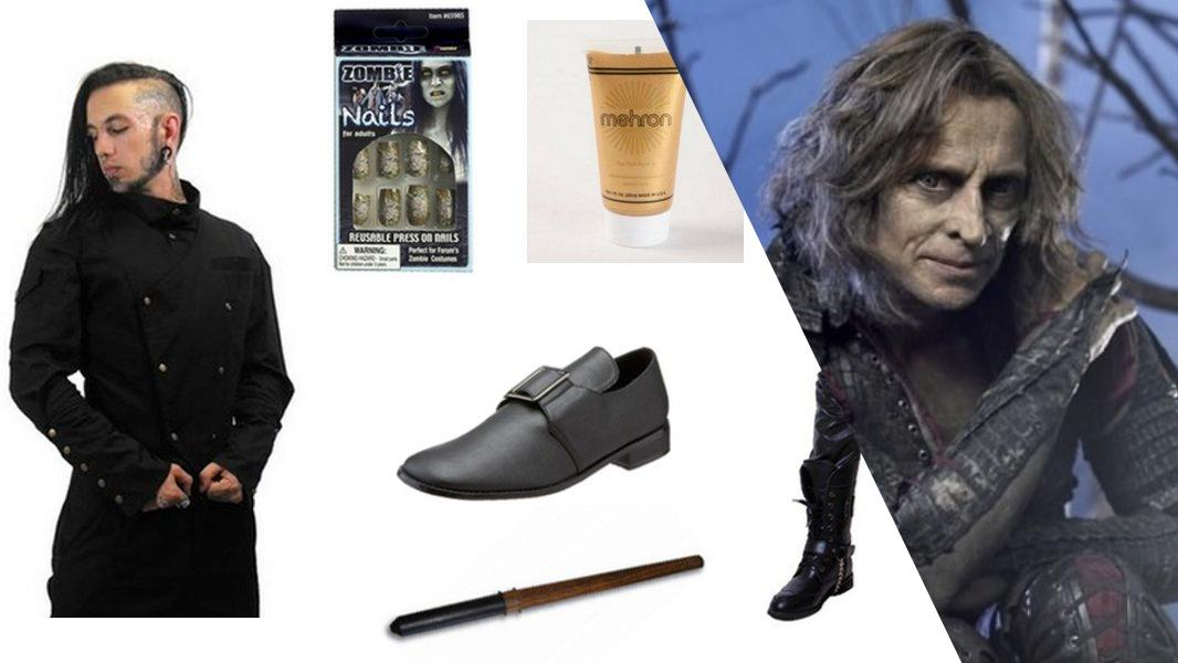Rumpelstiltskin from Once Upon a Time Cosplay Tutorial