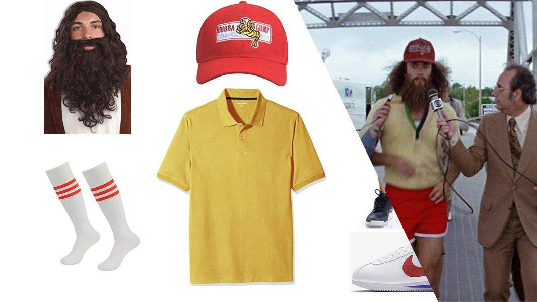 Running Forrest Gump Cosplay Tutorial